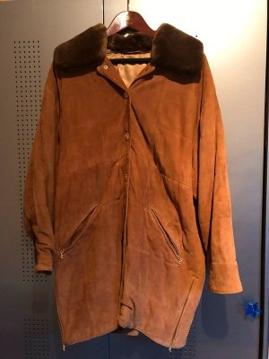 Sônia Bogner Oversized Coat brown