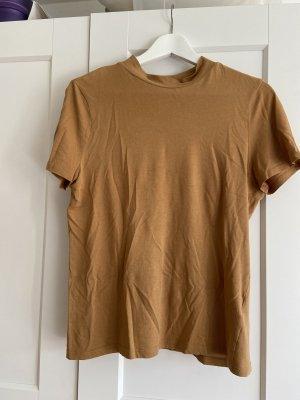 H&M T-shirt brun