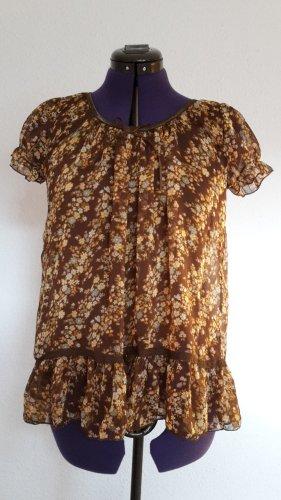 Carmen Shirt bronze-colored