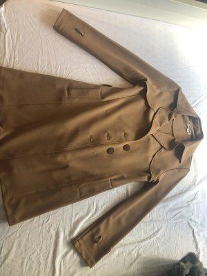 Nobby Heavy Pea Coat bronze-colored