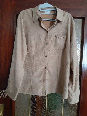 Canda Long Sleeve Shirt light brown