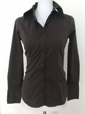Braunes Hemd Vero Moda Größe S
