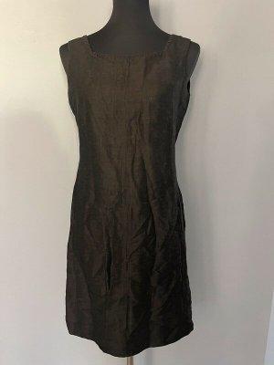 Braunes Kleid von Comma, Gr. 38