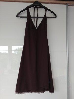 Cyell Halter Dress brown