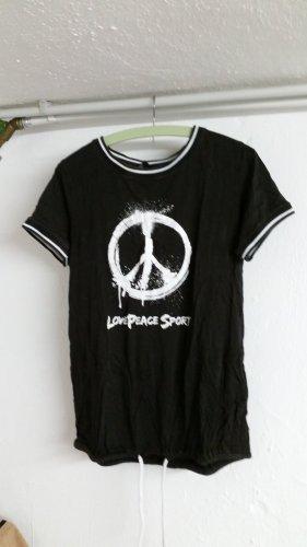 Braunes T-shirt