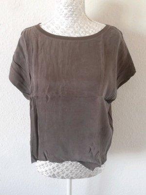 Braunes T-Shirt von Vila S