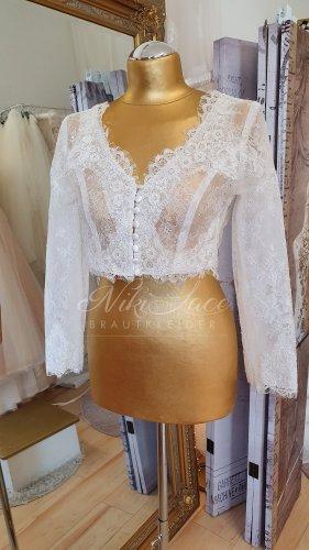 Niki Lace Brautkleider Wedding Dress white-natural white