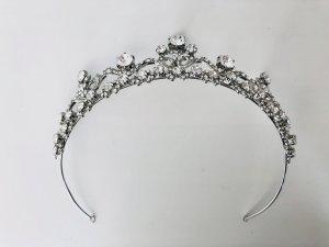 Davids Bridal Accesorios para el cabello color plata-blanco