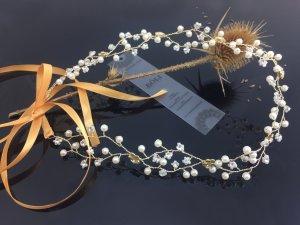 Braut Haarschmuck: Perlen, Blumen Braut- & Hochzeit Haarschmuck, Haarband