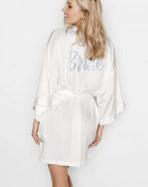 Victoria's Secret Kimono bianco