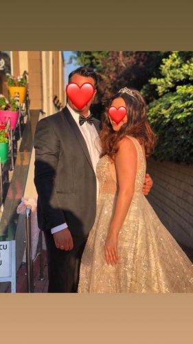 Bruidsjurk goud