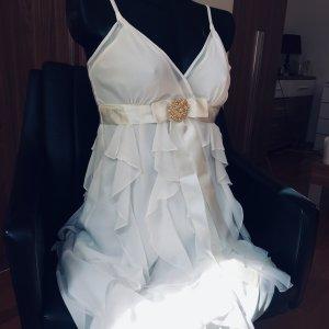 Apart Robe de mariée blanc mousseline de soie