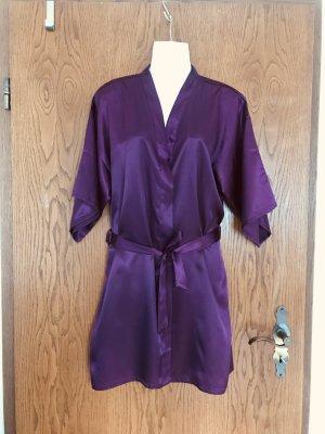 Peignoir violet