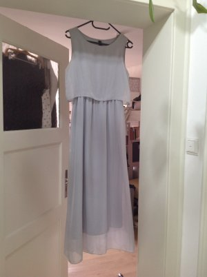 Brautjungfernkleid /Abendkleid Gr. S grau