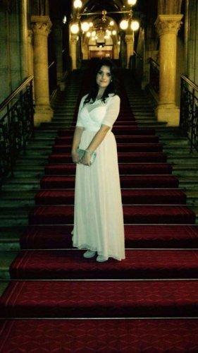 Adrianna Papell Vestido de baile multicolor