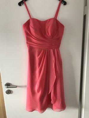 Brautjungfernkleid, festliches Kleid für Hochzeiten oä Größe 38