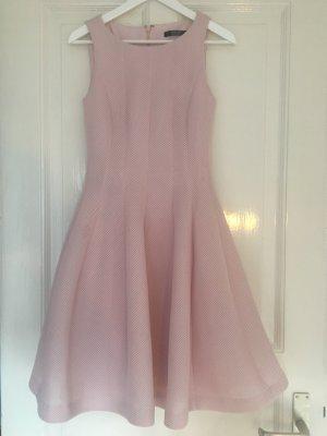 Badgley Mischka Robe de bal vieux rose-rosé