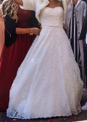 Emma Charlotte Suknia ślubna biały