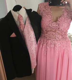 Bruidsjurk roze