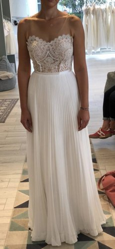 Brautkleid 2 Teiler