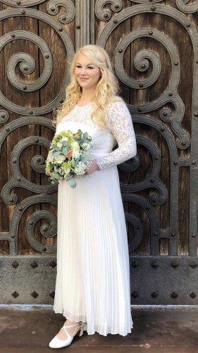 Ivy & Oak Suknia ślubna biały