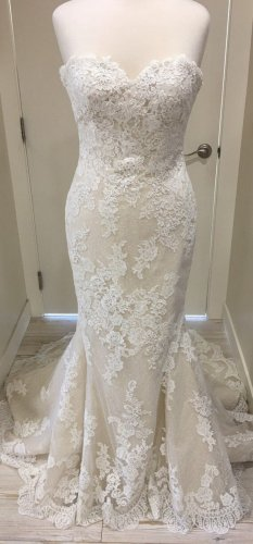Brautkleid 36