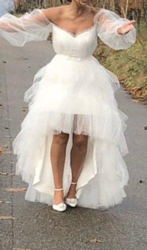 Vestido de novia blanco