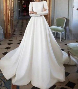 LightInTheBox Robe de mariée blanc