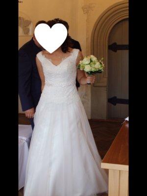 andere Marke Robe de mariée blanc
