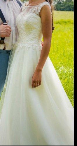 Elisabeth Passion Abito da sposa bianco