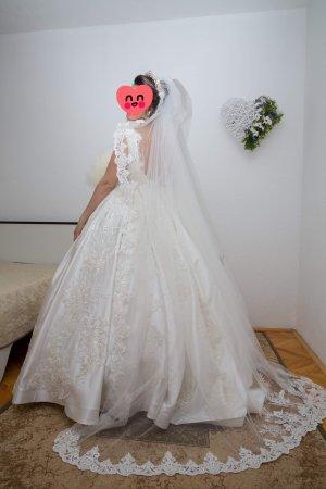 Glamour Vestido de novia blanco
