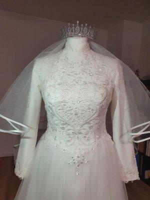 Brautkleid, A-Linie