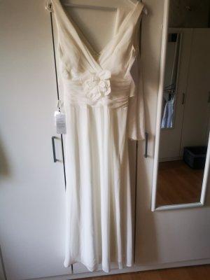 Heine Vestido de novia blanco-blanco puro