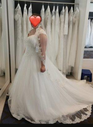 Brautkleid A-Linie neu, ohne Änderungen