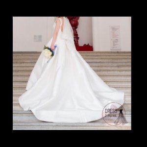 Dress2impress Bruidsjurk wit