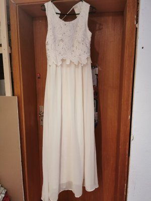Bodyflirt Wedding Dress white