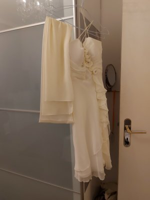 Creatif Classics Suknia ślubna kremowy