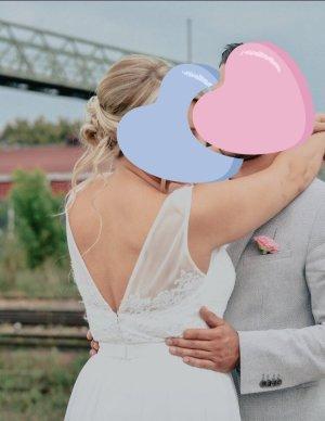 Peek & Cloppenburg Wedding Dress white
