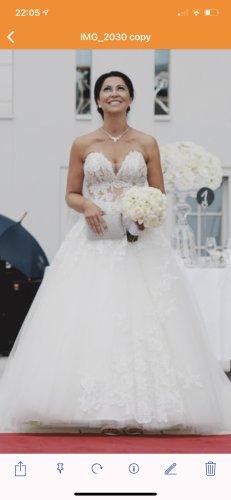 Brautkleid Agora Designer Kleid Haut Couture