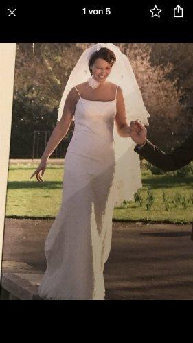 Pronovias Abito da sposa bianco sporco
