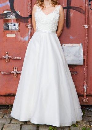 Annais Bridal Abito da sposa bianco