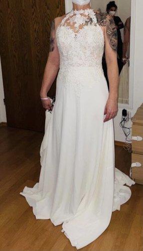 La Provenza Abito da sposa bianco sporco