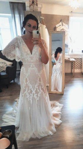 Enzoani Blue Suknia ślubna Wielokolorowy