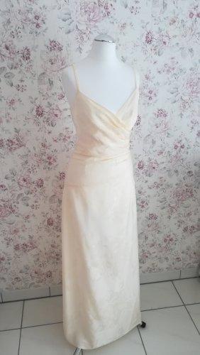 Chou Chou Suknia ślubna kremowy-jasnobeżowy