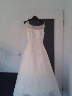 Pronovias Wedding Dress neon pink