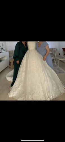 Cinderella Gelinlik Suknia ślubna biały