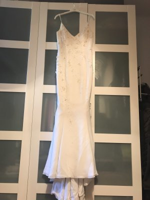 Pronuptias Wedding Dress natural white