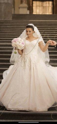 Brautkleid Extraanfertigung