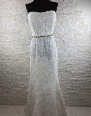 Flair Suknia ślubna w kolorze białej wełny