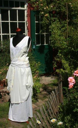 Abito da sposa bianco Cotone